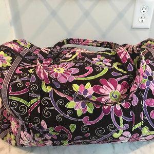 Vera Bradley Iconic Large Duffle Bag